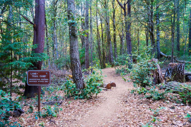 Lane Trail Camp