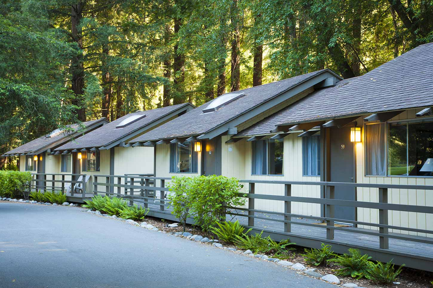 Pfeiffer big sur state park for Big sur national park cabins