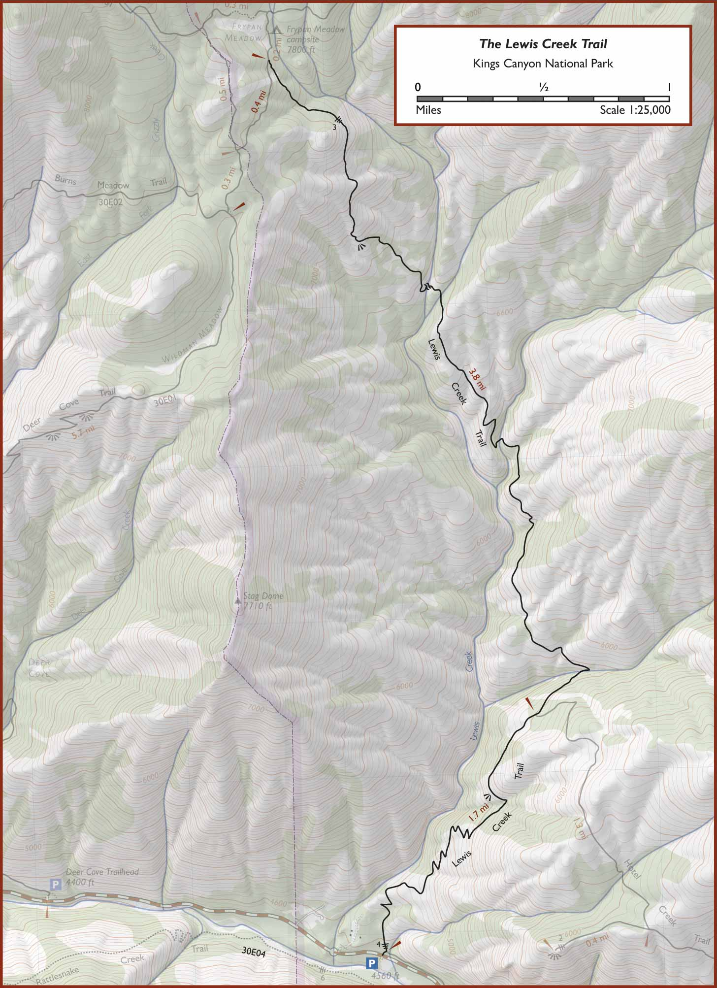 The Lewis Creek Trail on sequoia national forest map, grant grove kings canyon national park map, black canyon of the gunnison trail map, white river national forest trail map, kings canyon scenic byway map, san bernardino national forest trail map, los padres national forest trail map, kings canyon trail az, paradise valley kings canyon map, point reyes national seashore trail map, kings canyon national park weather, big thicket national preserve trail map, hawaii volcanoes national park trail map, great smoky national park trail map, cuyahoga valley national park trail map, calaveras big trees state park trail map, kings canyon park detailed trail maps, mt. rainier national park trail map, el yunque national forest trail map,